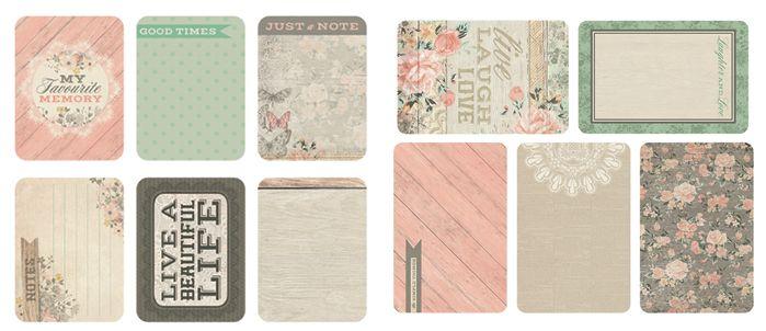 Antique Bliss Captured Moments Cards | CM317 & CM117