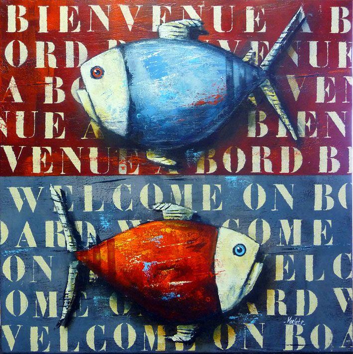 Pascal Merlet - Bienvenido bordo