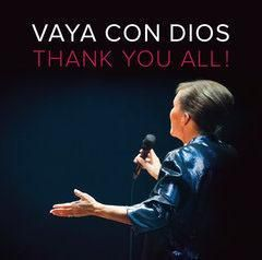 Thank you all! -cd+dvd- =farewell concert at vorst nationaal, brussel oct.2014=
