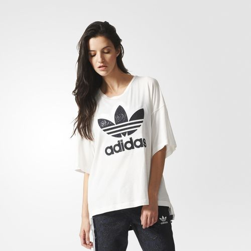 T-shirt Moscow Couture - blanc adidas | adidas France