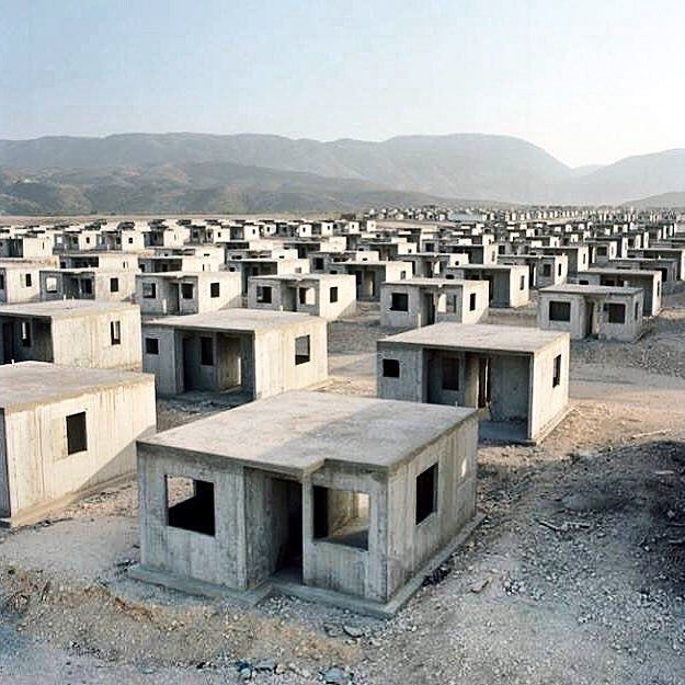Haiti 2013. Homes for the victims of the earthquake. photo by the.concrete.project by next_top_architects