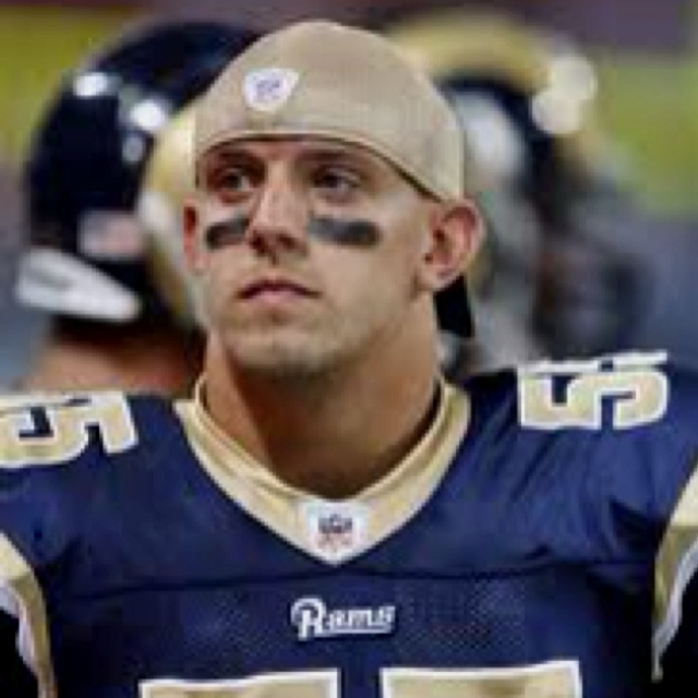 My former OSU man- James Laurinaitis ;)