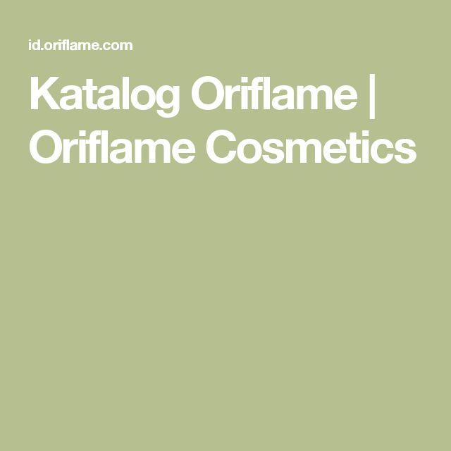 Katalog Oriflame   Oriflame Cosmetics