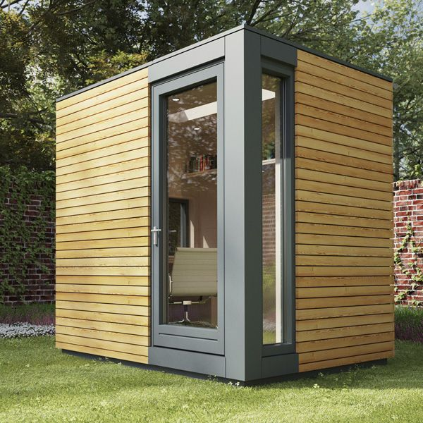 From a small home office or self contained living annex to for Garden office pod