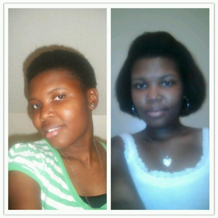 Twa Natural Hair Journey