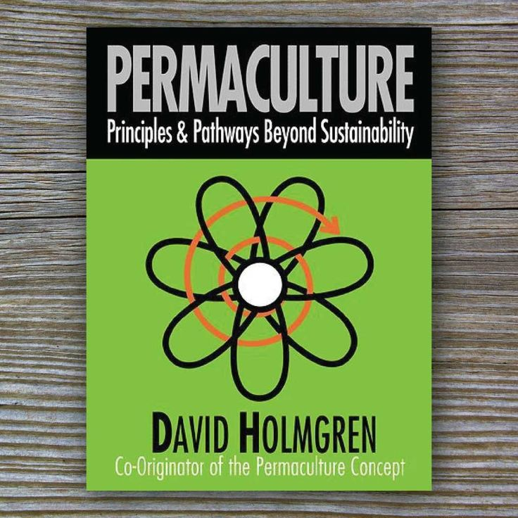 Permaculture - Book by David Holmgren