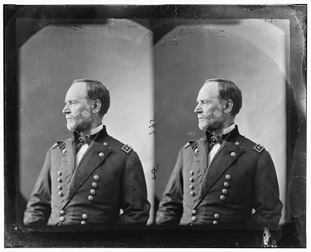 the contributions of william sherman in the civil war Was sherman a war criminal  memoirs of general william t sherman,  inhabitants of this land was a far worse crime than anything sherman did during the civil .