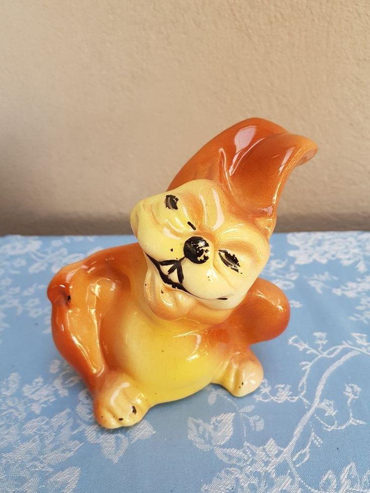 Diana pottery Squirrel A20 in Pottery, Glass, Australian Pottery, Diana | eBay!