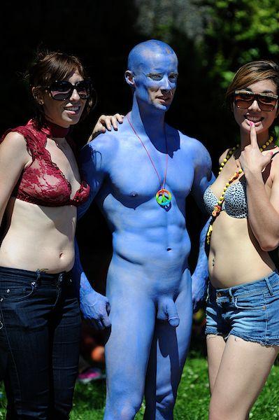 Ade Goody Nude