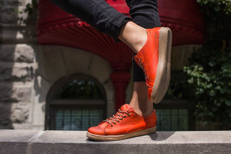 Sneakers are one of the best shoes. CARYL - 129,99 $ Active Person Sneaker