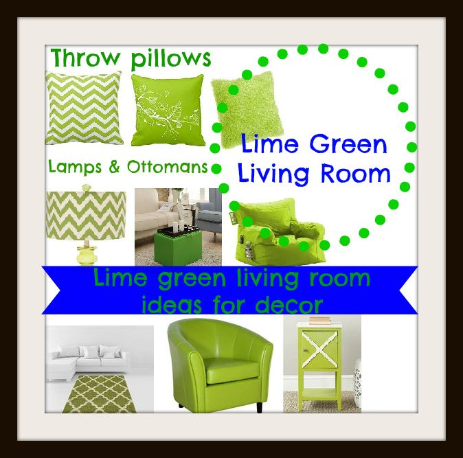 Best 25 green living room furniture ideas on pinterest for Lime green home decorations