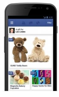 Facebook hediye duyurusu