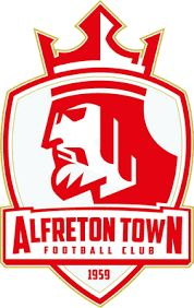 Alfreton Town of England crest.