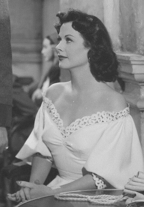 Heck Yeah Hedy Lamarr
