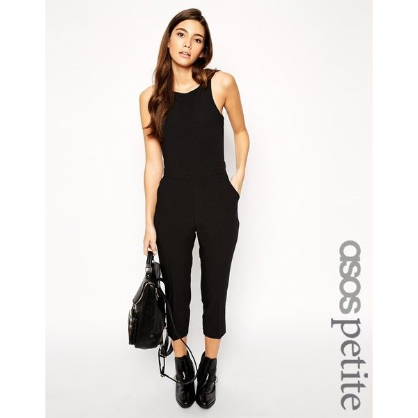 Best 25  Petite black jumpsuit ideas on Pinterest   Grey shirt ...