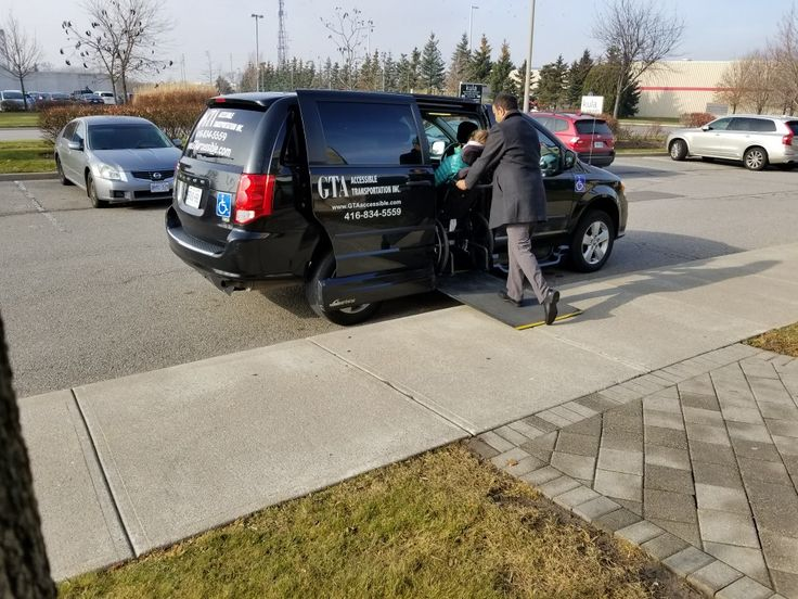 WHEELCHAIR ACCESSIBLE TRANSPORTATION SERVICE FOR GREATER TORONTO AREA.  416 834 5559  WWW.GTAACCESSIBLE.COM