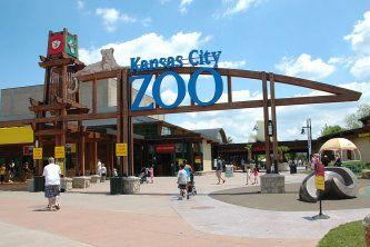 The Kansas City Zoo is nestled in over 200 acres within Swope Park and is home to more than 1,000 animals.