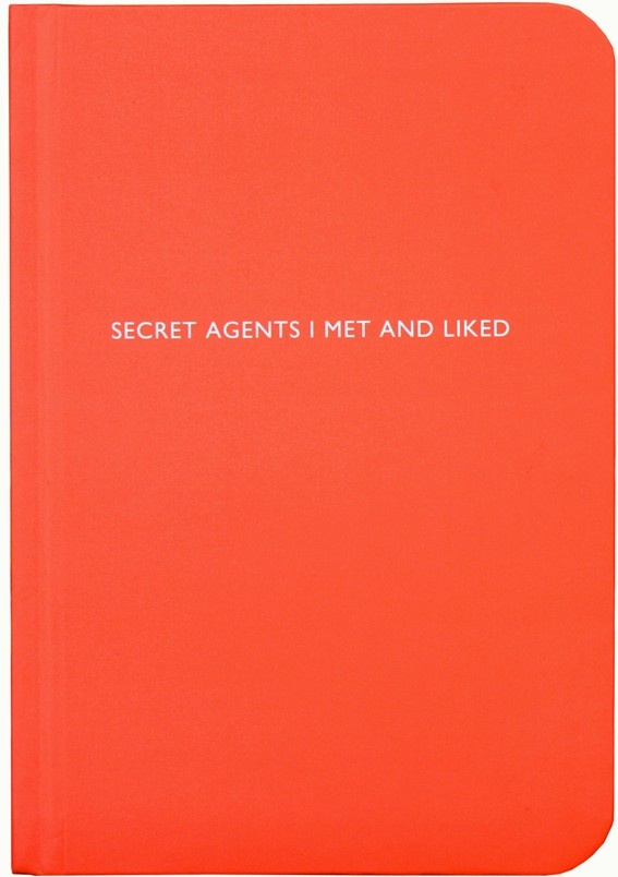 Secret agents I met and liked // Archie Grand