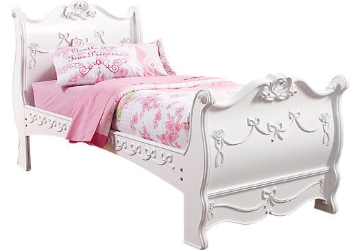 Lit princesse 90x190 maison design for Lit princesse adulte