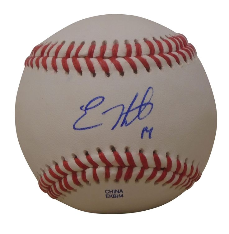 LA Dodgers Enrique Hernandez signed Rawlings ROLB leather baseball w/ proof photo.  Proof photo of Enrique signing will be included with your purchase along with a COA issued from Southwestconnection-Memorabilia, guaranteeing the item to pass authentication services from PSA/DNA or JSA. Free USPS shipping. www.AutographedwithProof.com is your one stop for autographed collectibles from Los Angeles sports teams. Check back with us often, as we are always obtaining new items.