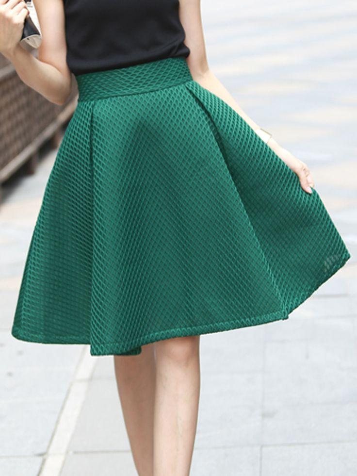 Počet nápadov na tému Dark Green Skirt na Pintereste: 17 ...