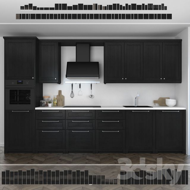 Black Kitchen Light Fixtures
