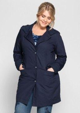 Letní kabátek, sheego Style #avendro #avendrocz #avendro_cz #fashion #plussize #coat