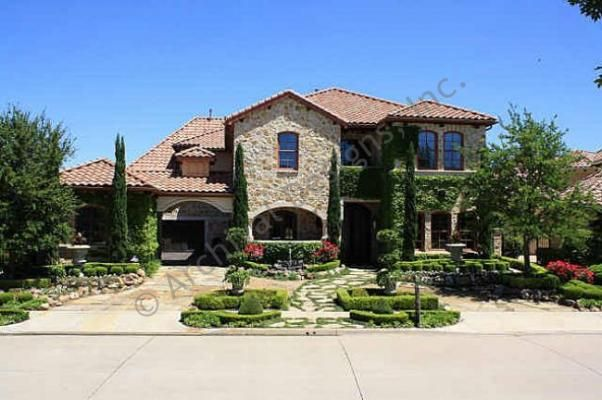 17 best images about house plans on pinterest tuscan for Tuscan villa house plans