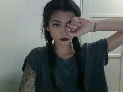 this girl is goals af