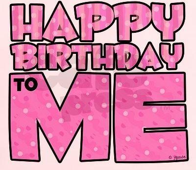 Happy birthday to MEEEE :)))))