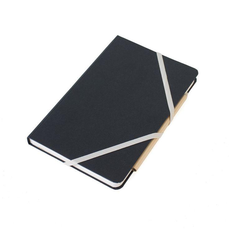 Makr | Notebook Black Speckletone