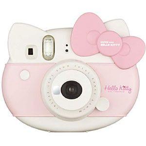 Hello Kitty Instax Mini Camera
