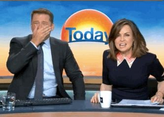 Today interviewed the pair, and naturally Karl Stefanovic lost his shit. | This Interview With The Two Dudes Who Stopped A Robbery Is Peak Australia