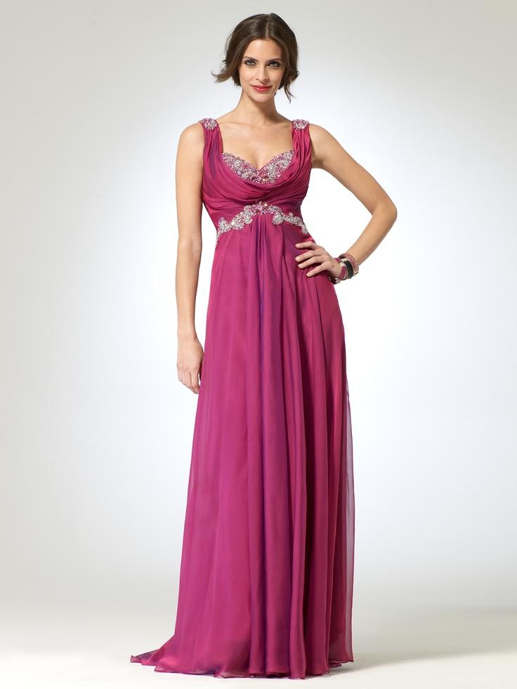 34 best Beautiful Pink Dresses images on Pinterest   Bridal dresses ...