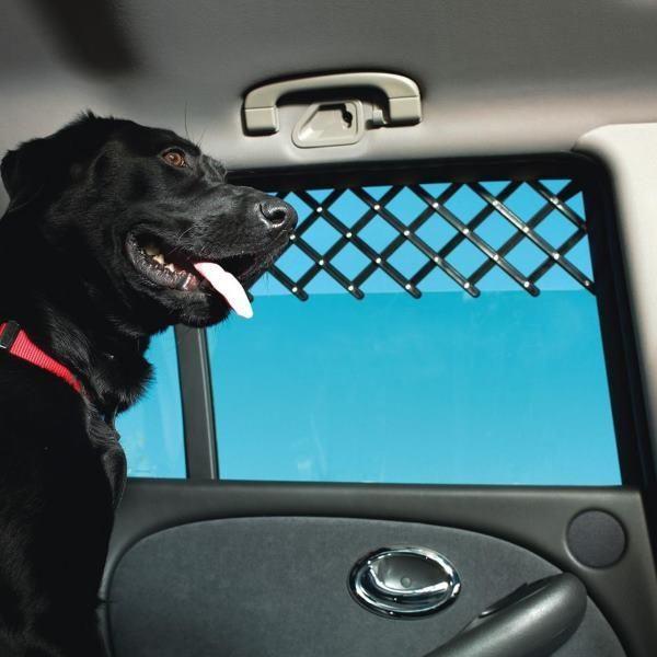 Car Window Dog Fence - Adjustable