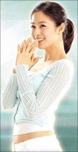 Kim Tae-hee, the most beautiful Korean actress