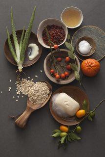 Traditional spa ingredients by Shine Spa at Sheraton Bali Kuta Resort