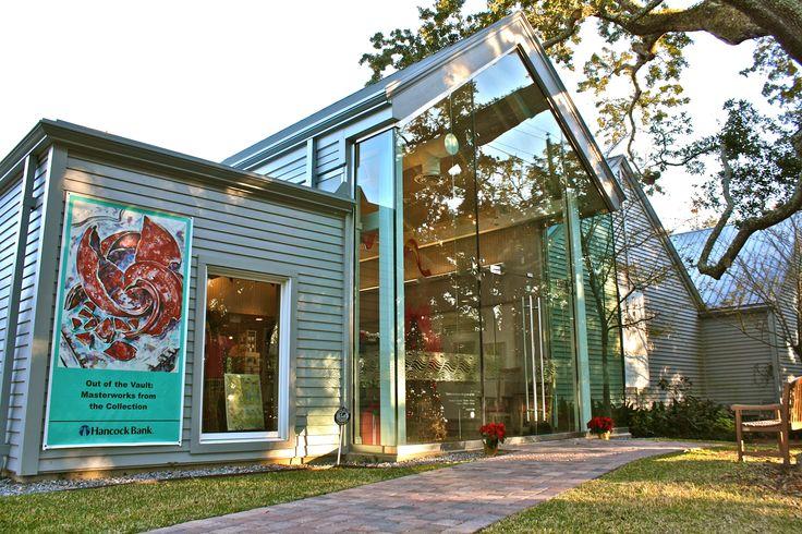 Walter Anderson Museum of Art, Ocean Springs, Mississippi  walterandersonmuseum.org