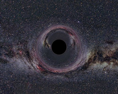 In August of 2007, astronomers at the University of Minnesota located a gigantic hole in the universe. This empty space, stretching nearly a billion light-years across, is devoid of any matter such as galaxies, stars, and gas, and neither does it contain the strange and mysterious dark matter, which can be detected but not seen.