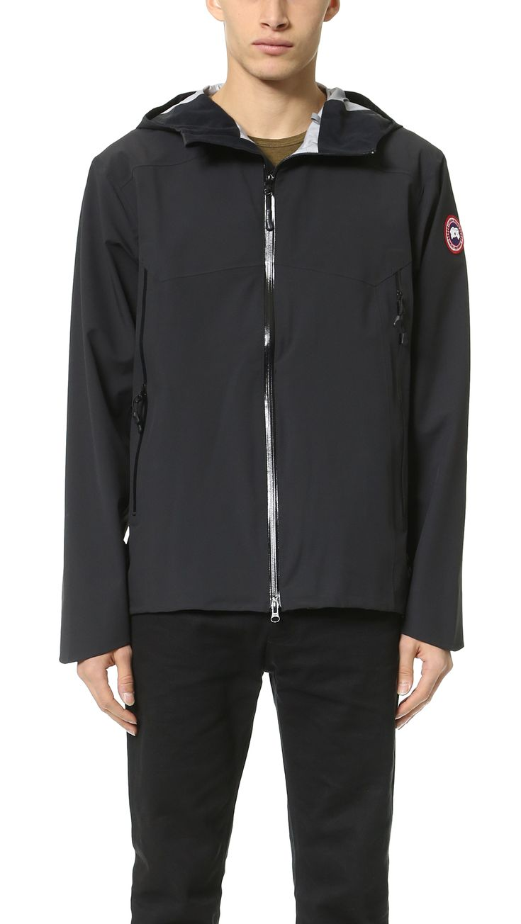 Canada Goose Camp Hooded oro