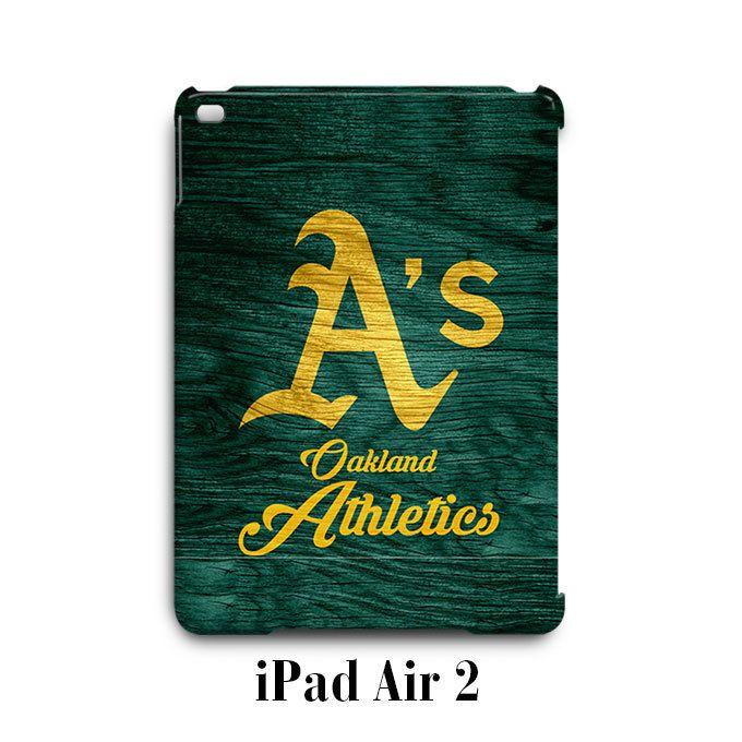 Oakland Athletics Custom iPad Air 2 Case Cover Wrap Around