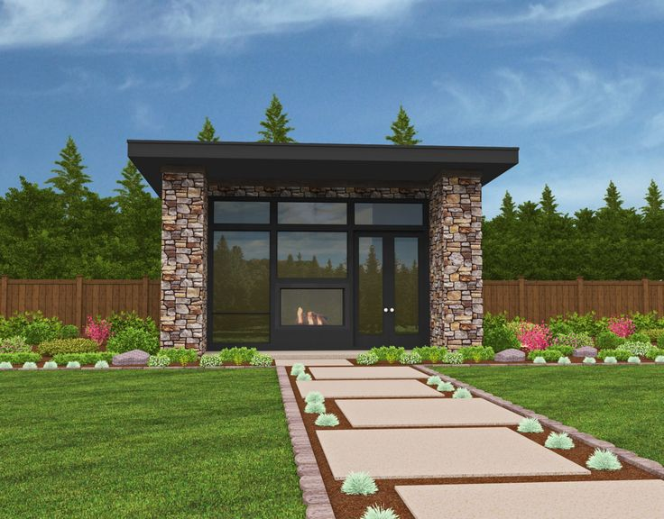 9 best one-story home plans images on pinterest | bungalow house