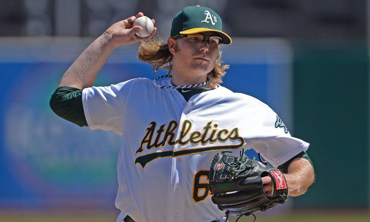 AJ Griffin A Worthwhile Speculative Signing by Rangers = Earlier this offseason, the Texas Rangers signed former Oakland A's starter A.J. Griffin to a minor-league contract.  Griffin, who hasn't pitched in The Show since Sept. 28, 2013, missed all of 2014 and most of 2015 due to Tommy John surgery on his right elbow, which he.....