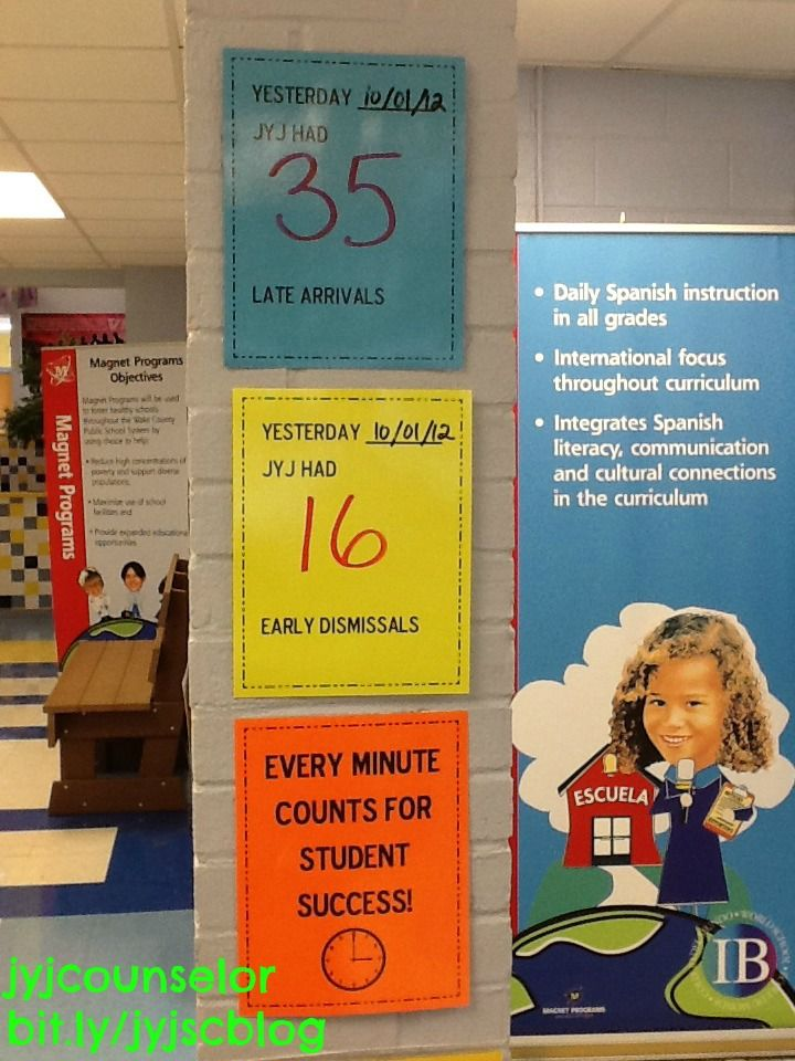 Classroom Attendance Ideas ~ Attendance seems to be a topic that comes up every school