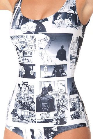 Star Wars Manga Swimsuit - LIMITED - OWN