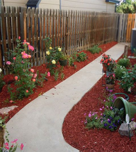 17 best images about easy maintenance landscaping on for Landscaping easy to maintain