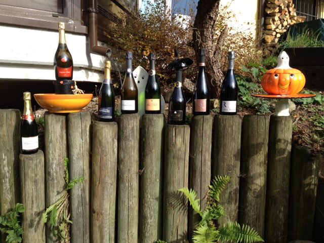 Champagne at Halloween from Zürcher-Gehrig AG www.the-champagne.ch