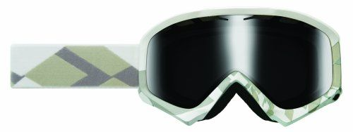 Giro Station 2009 Goggle (Glosse White/Exploded Argyle/Black Limo 11) ** More info could be found at the image url.
