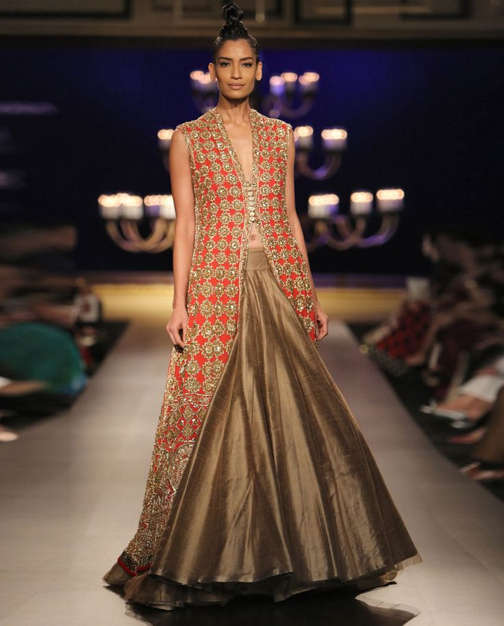 Manish Malhotra | India Couture Week - 2014