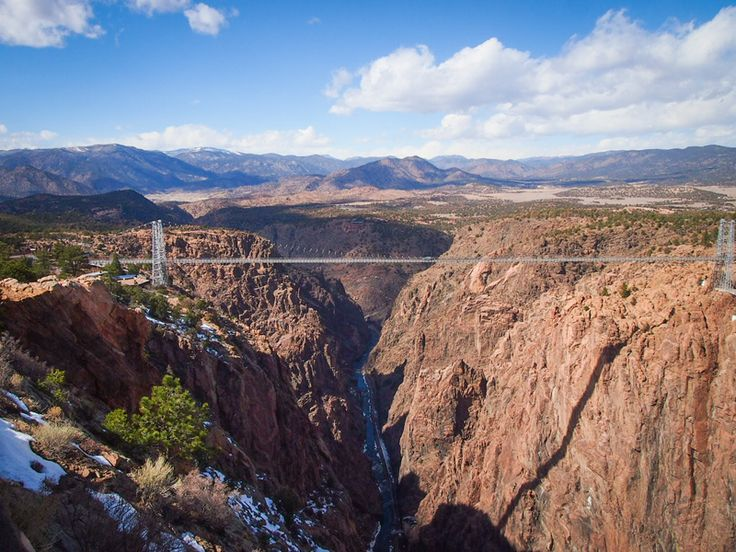 Top 10 Things to do in Colorado: Royal Gorge Bridge